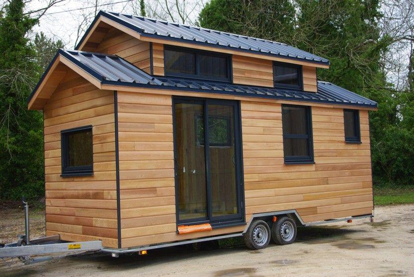 tiny house des plages de keremma description venez d couvrir la tiny house en passant une nuit. Black Bedroom Furniture Sets. Home Design Ideas
