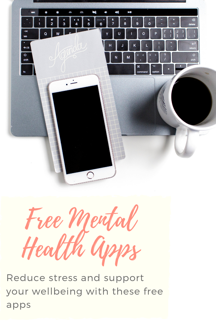 10 Free Mental Health Apps to Support your WellBeing