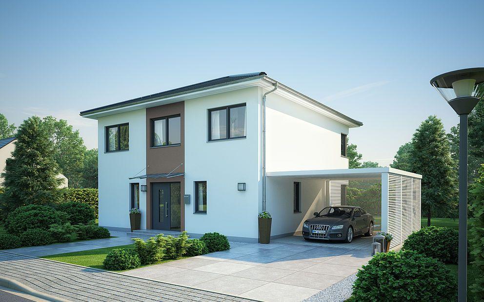 Stadtvillen in 2020 (mit Bildern) Stadtvilla bauen, Haus