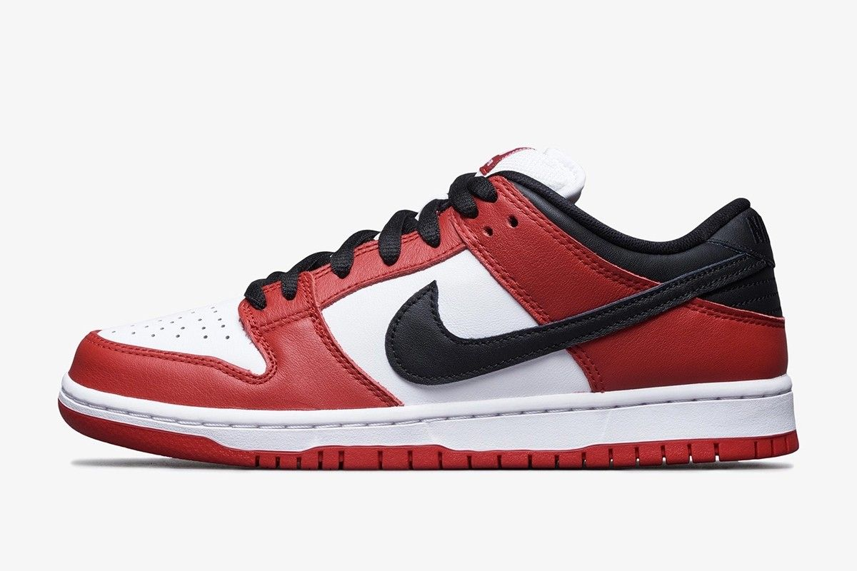 "Desplazamiento familia real Pickering  Nike traz Dunk Low ""Chicago"" para o J-Pack – O Cara Fashion 