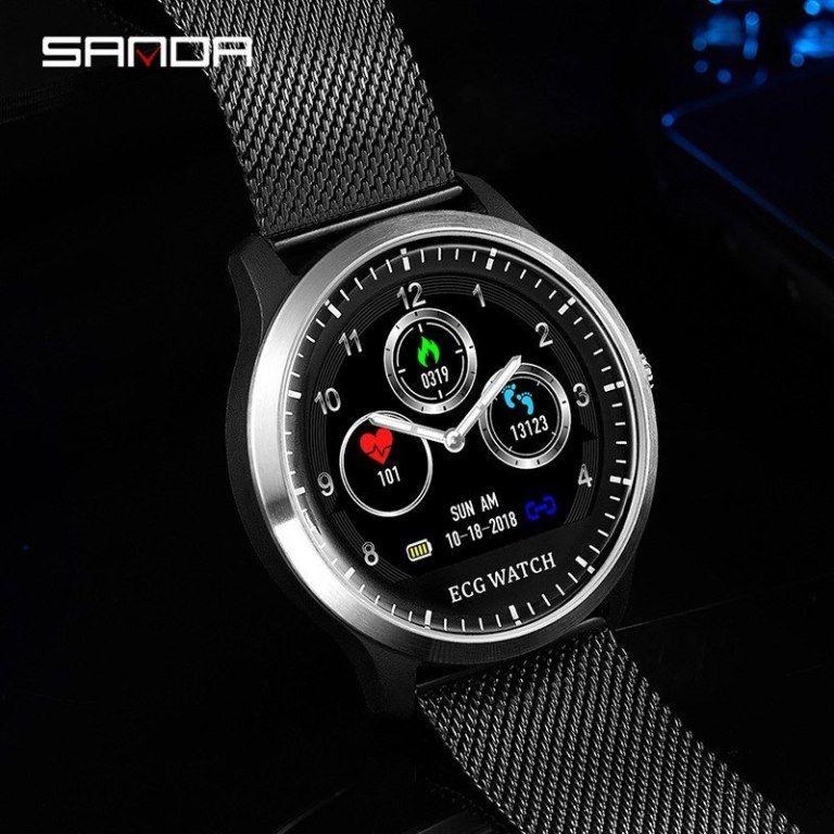db595a0dd Smart Watch for Men Women 2019 New Heart Rate Monitor Blood Pressure  Fitness Tracker Smartwatch Best