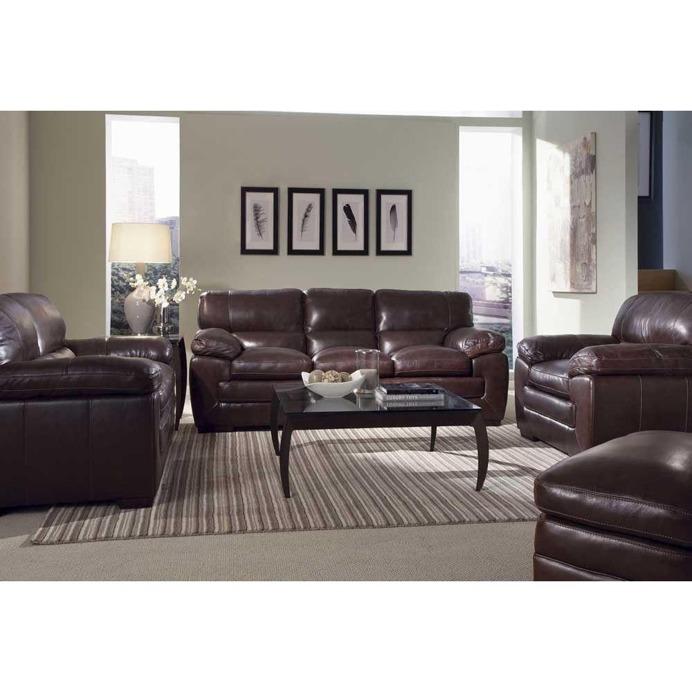 Simon Li Biscayne Sofa Living Room Leather Living Room