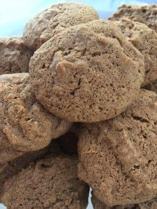 Fall in love with gingerbread all over again with these Gluten-Free Ginger Softies. These soft, chewy, cookies will not only make your house smell amazing, they will be a new favorite in your cookie jar.