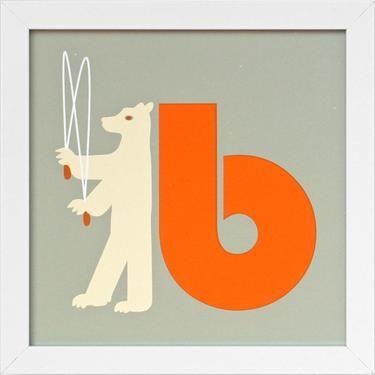 Binth Single Alphabet Letters Letter Forms Pinterest Alphabet