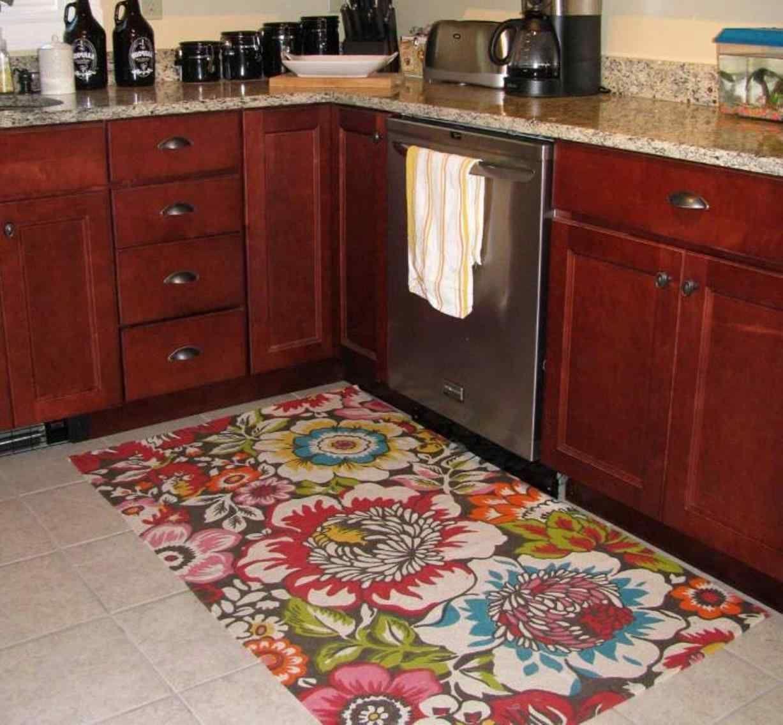 Wonderful 25 Best Decorative Kitchen Floor Mat Ideas Kitchen
