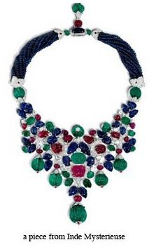 Maharaja's necklace by Cartier