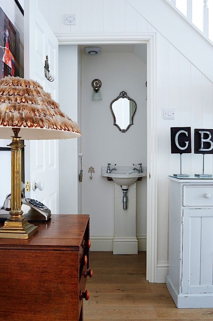 Lighting Basement Washroom Stairs: Think Europe Is Just A Summer Destination? These British