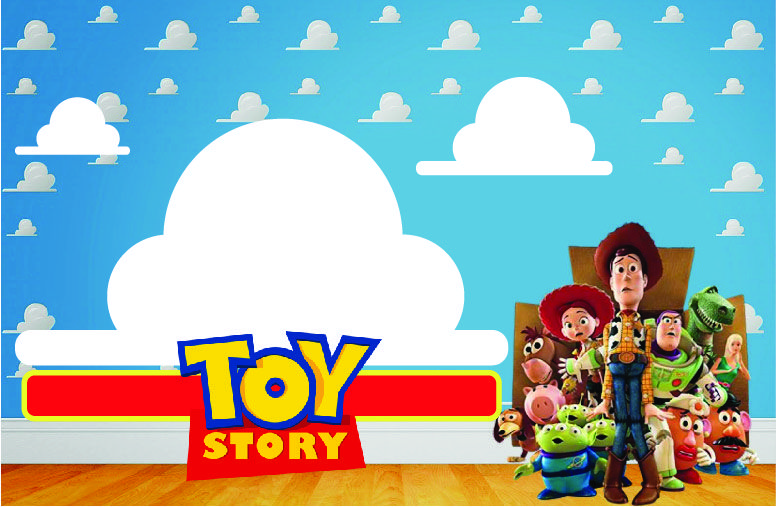 Cool Free Printable Toy Story Birthday Invitation Template Free