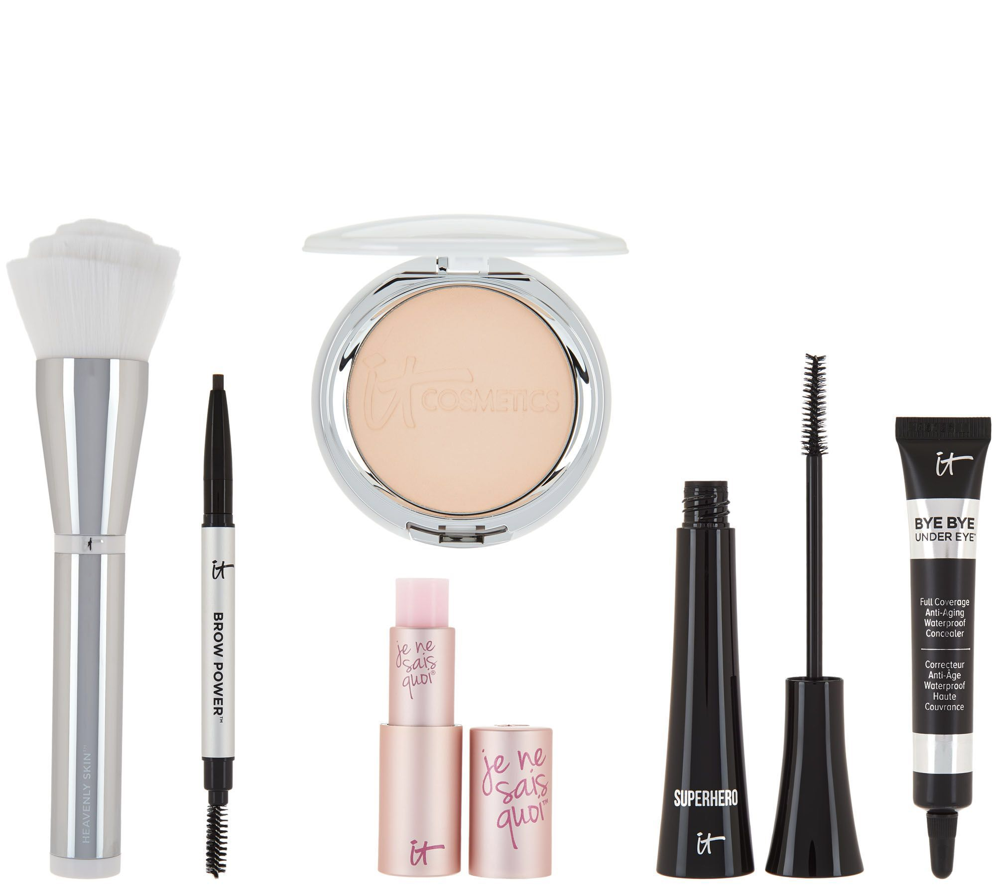 IT Cosmetics IT's Your Top 5 Superstars and More! 6piece