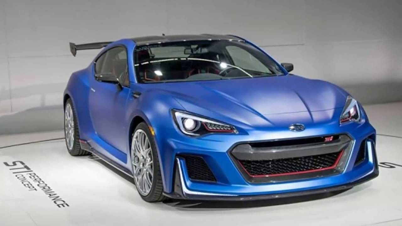 2020 Subaru Brz Sti Turbo Rumors