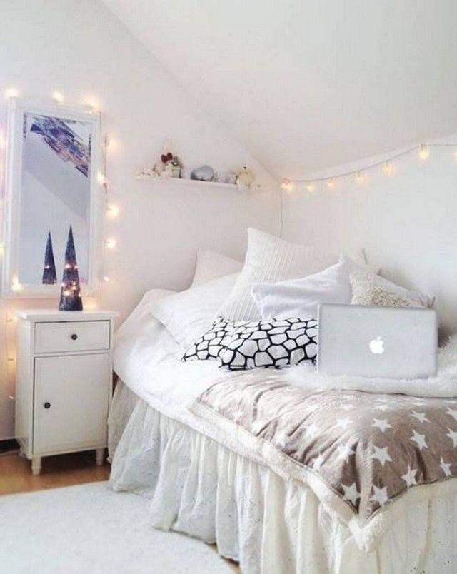 16 Ideas Para Decorar Una Habitacion Blanca Dormitorios Dormitorios Recamaras Habitacion Blanca