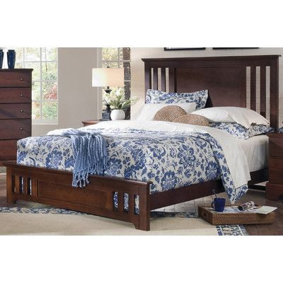 Perfect Carolina Furniture Works, Inc. Premier Panel Bed