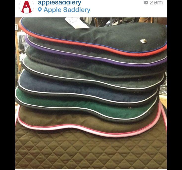 Apple Saddlery  Ogilvy Equestrian Approved   Equin
