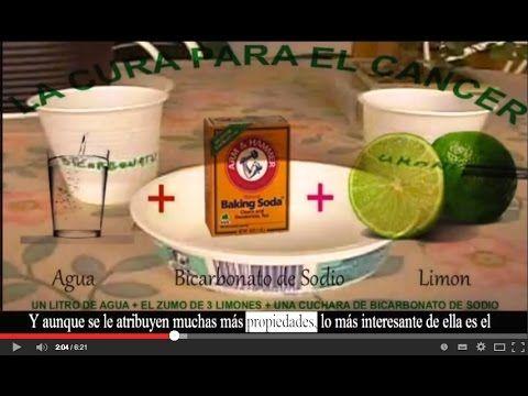Bicarbonato De Sodio Y Limon Para Prevenir El Cancer