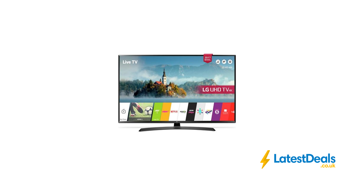Lg 49 Inch Smart 4k Ultra Hd Tv With Hdr 419 At Argos Tech