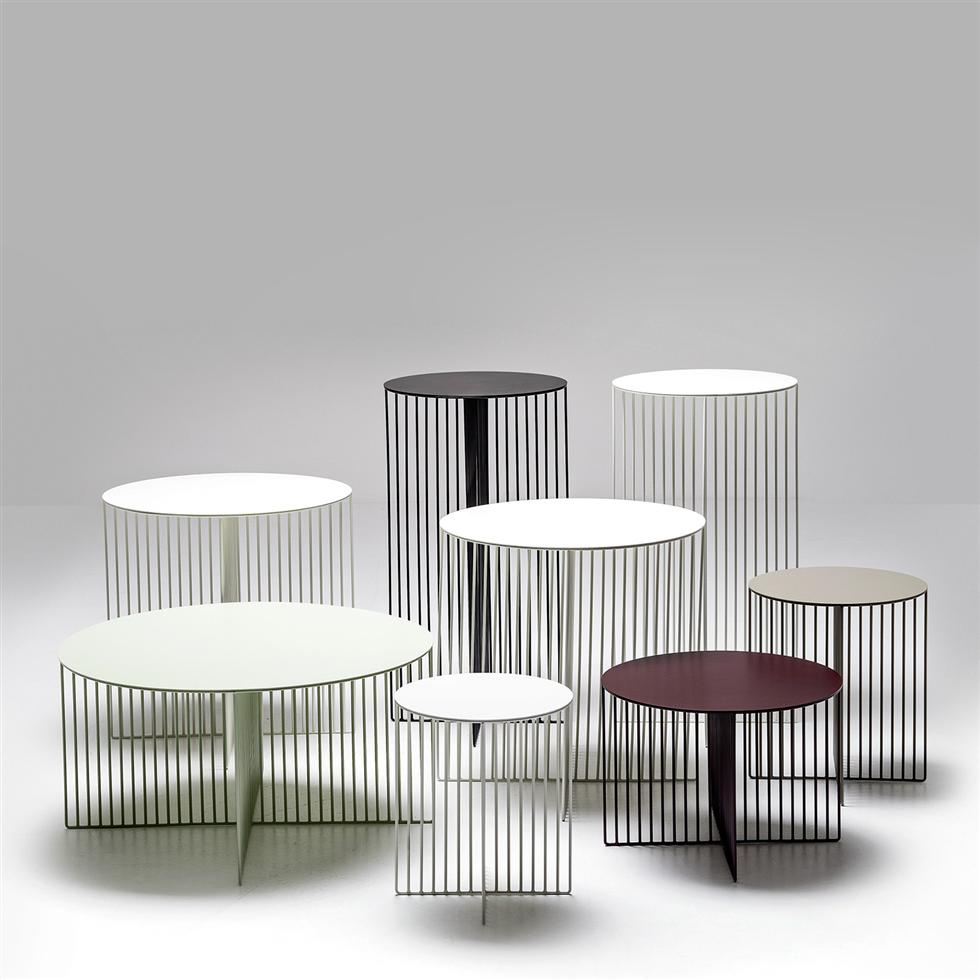 Accursio tables by laCividina via ownworld.com.au