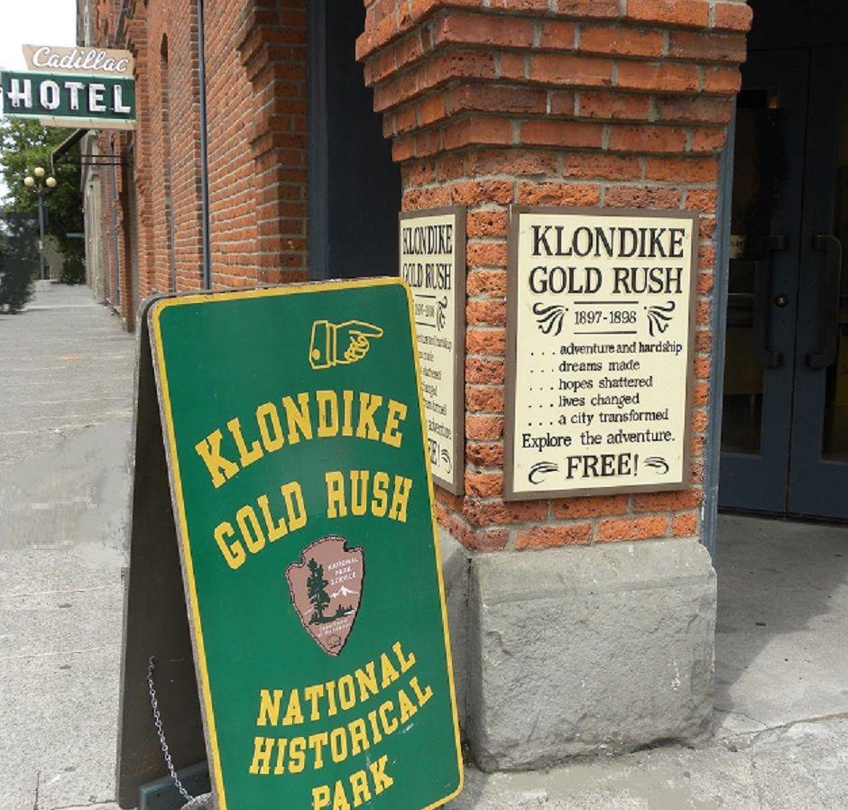 Klondike Gold Rush National Historical Park - Pioneer Square National Historic District, Seattle, Washington