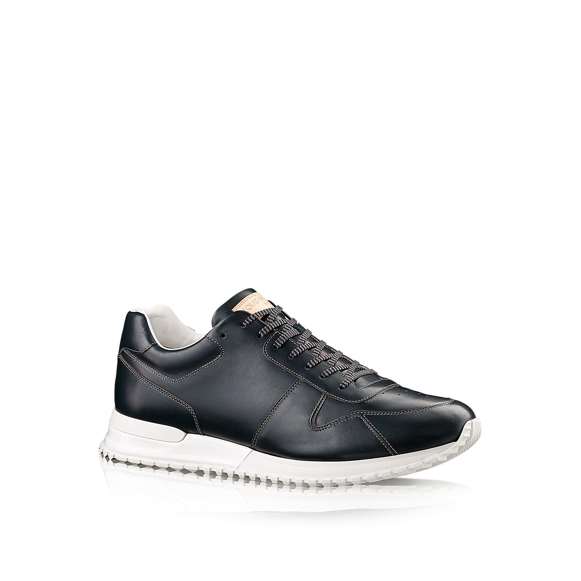 Discover Louis Vuitton Run-Away Sneaker via Louis Vuitton