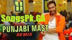 Action Jackson Punjabi Mast Remix Mp3 Song Download By Himesh