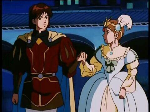 Charles Prince And Cinderella