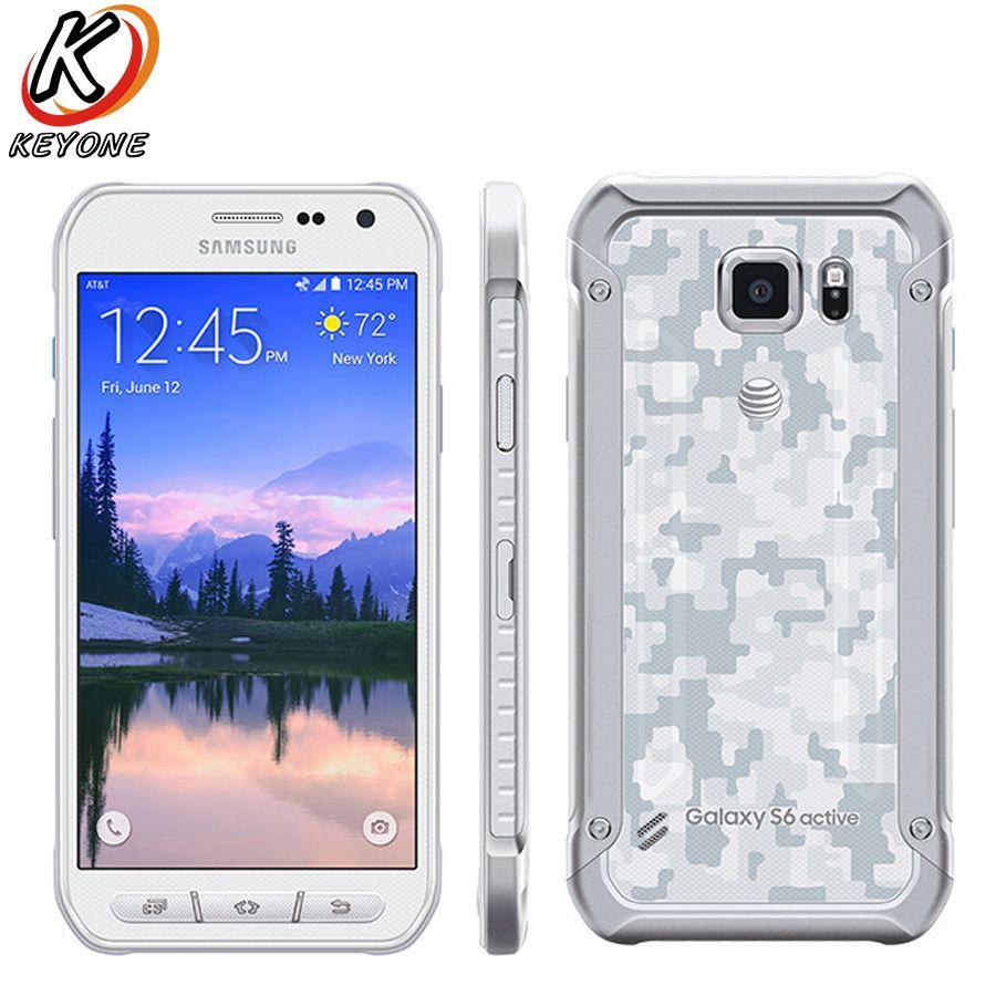 Original New Samsung Galaxy S6 Active G890A Mobile Phone 5