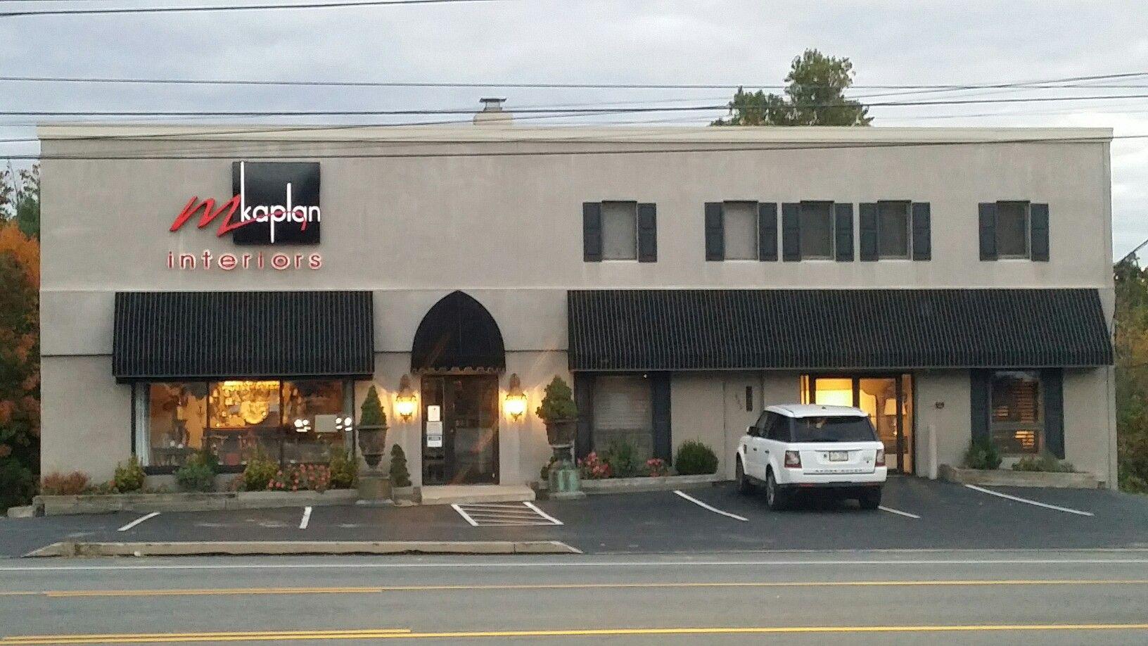 M Kaplan Interiors Showroom Malvern PA 610 695 6363 Www.MKaplanInteriors.com