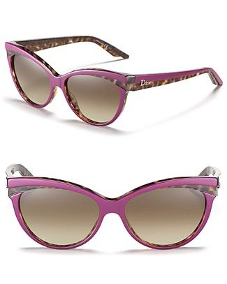 5f2fcf038b Dior Cat Eye Animal Print Sunglasses | Bloomingdale's. Dior Cat Eye Animal  Print Sunglasses | Bloomingdale's Anteojos, Gafas De Sol ...