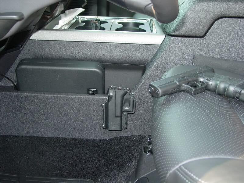 Ford F250 Gun Holder Google Search Guns And Trucks