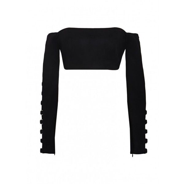 CUTOUT ULTRASUEDE OFF-THE-SHOULDER CROP TOP ❤ liked on Polyvore featuring tops, cut out top, off-the-shoulder tops, white cut out top, cut-out crop tops and off the shoulder crop top