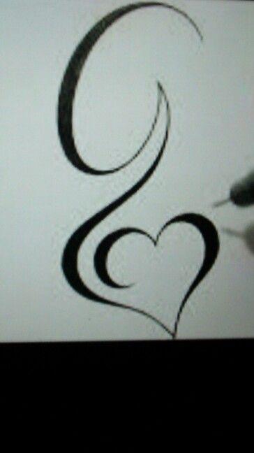 16 Tatuajes de la letra g