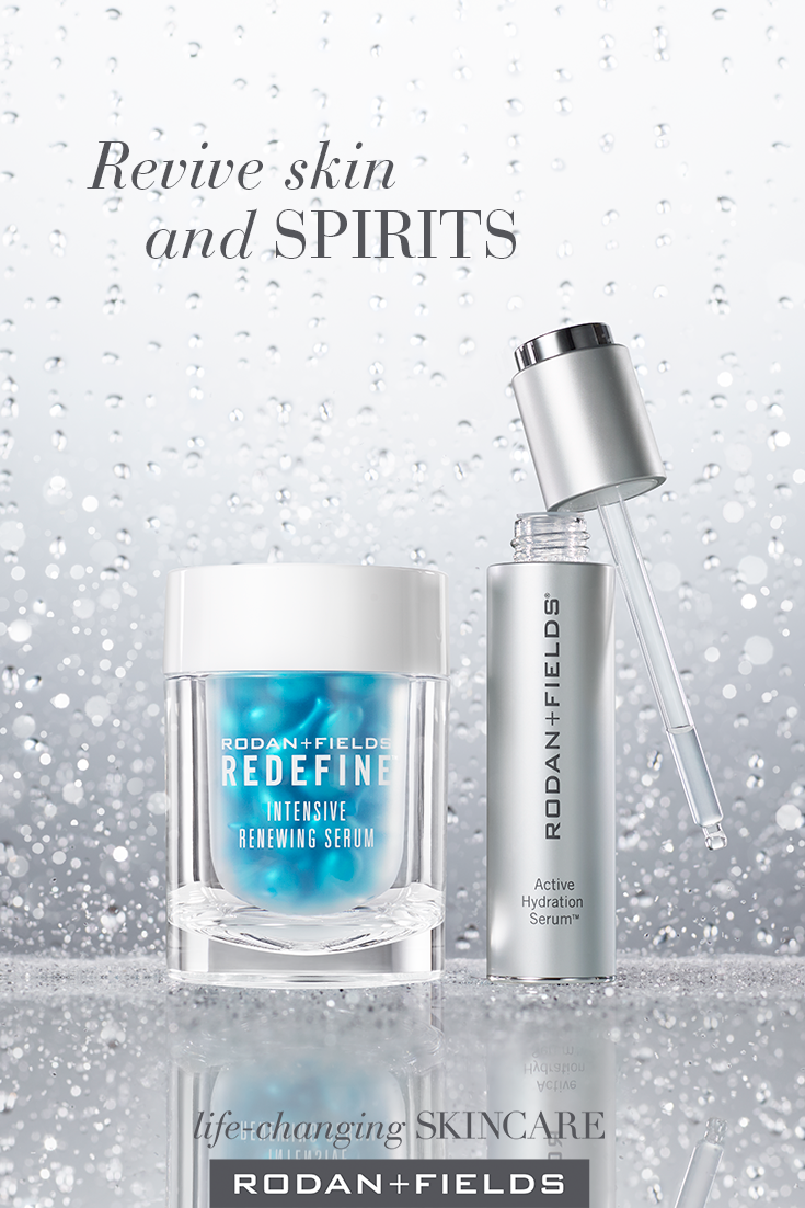 The limited-edition Rodan + Fields Super Serum Set includes