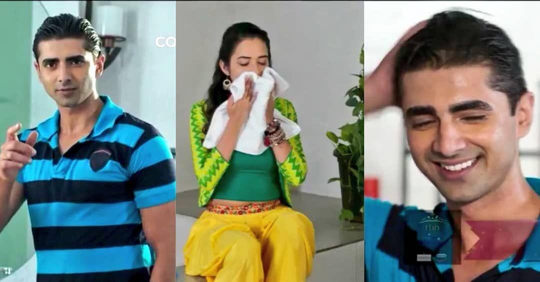 Arjun starts Falling for Noor 😍😍😍 #bepannah #bepanaah