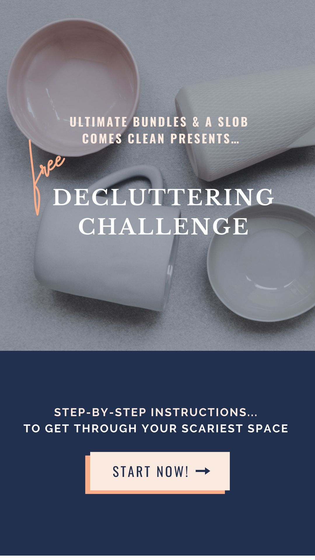 Free Decluttering Challenge Amp Printable Guides