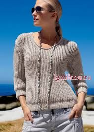картинки по запросу вязание спицами модели из хлопка модное