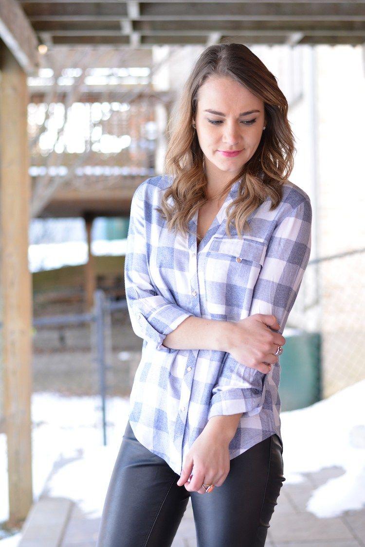 OOTD Fashion, Boyfriend shirt, Fashion lifestyle blog