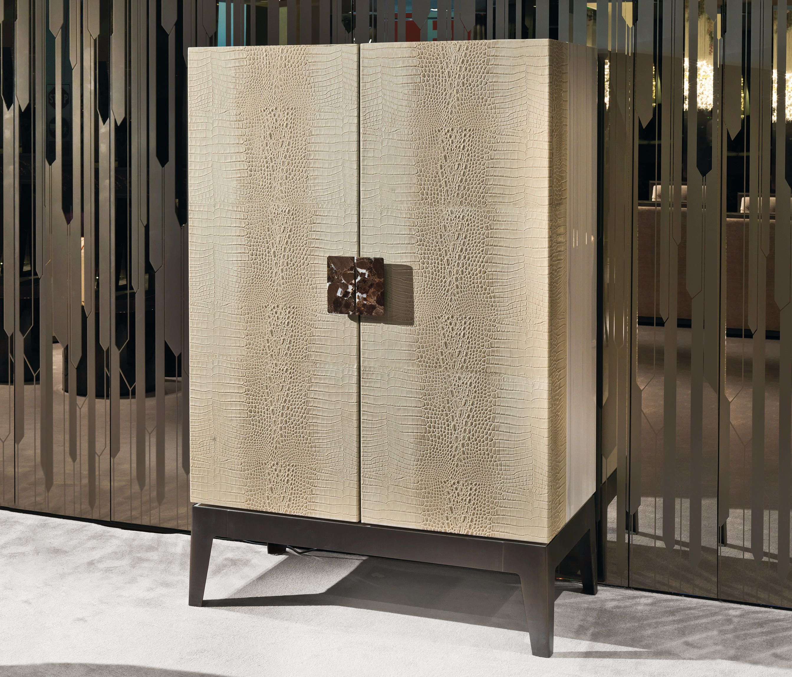 Designer Drinks Cabinets From Longhi S.p.a. All