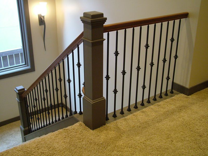 Best Staircase Balusters Images Wood Staircases With Iron 640 x 480