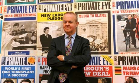 Private Eye hits highest circulation for more than 25 years  Satirical magazine marks 50th birthday with nearly 230,000 fortnightly sales, as other current affairs titles also prosper