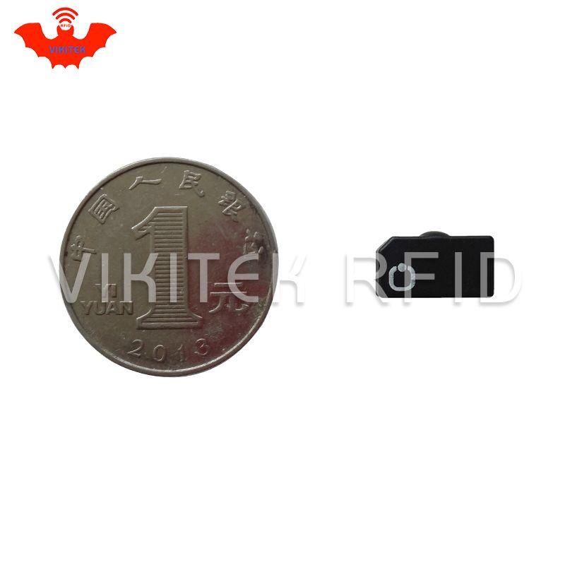 Access Control Uhf Rfid Metal Tag 915m 868m Alien Higgs3 Epcc1g2 6c Casting Fixture Tool 28*28*4mm Square Ceramics Smart Card Passive Rfid Tags Access Control Cards