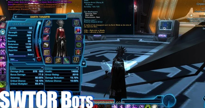 Star Wars The Old Republic Cartel Coins Generator