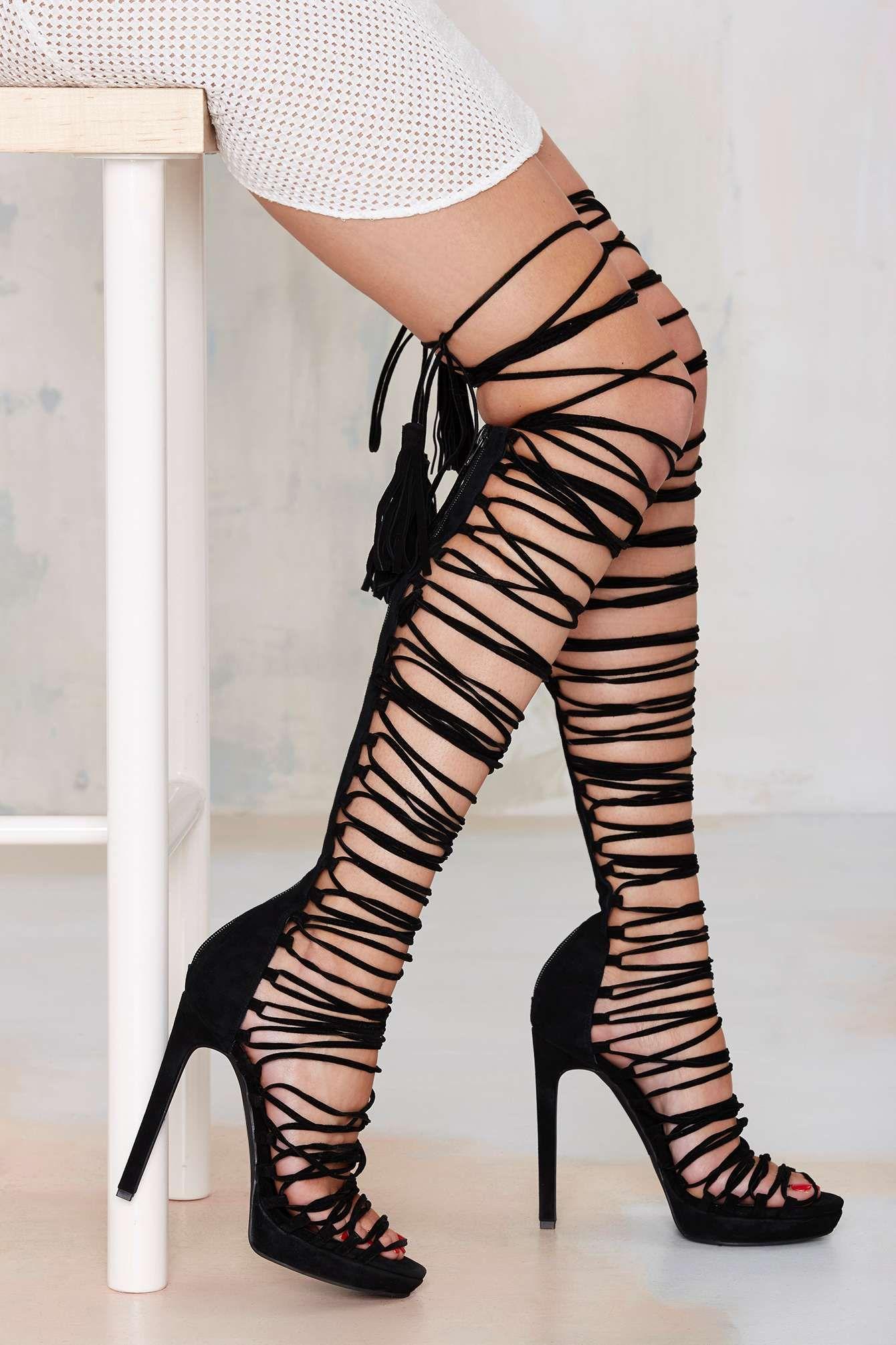 High Heels   Shop Lace Up, Stilettos, Suede & More