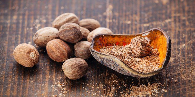Verstopfung Muskatnuss Magen Und Darm Verdauungsstorungen Und Pflanzen