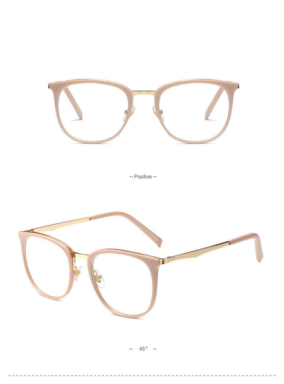 b16ed047740 Molniya Fashion Women Glasses Frame Men Eyeglasses Optical Frame Oj78