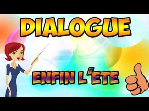 239 Dialogues En Francais French Conversations 239 Dialogues En Francais Dialogue Youtube Neon Signs