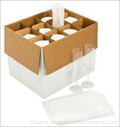 How To Pack Glassware And Stemware For Your Move Wine Glass