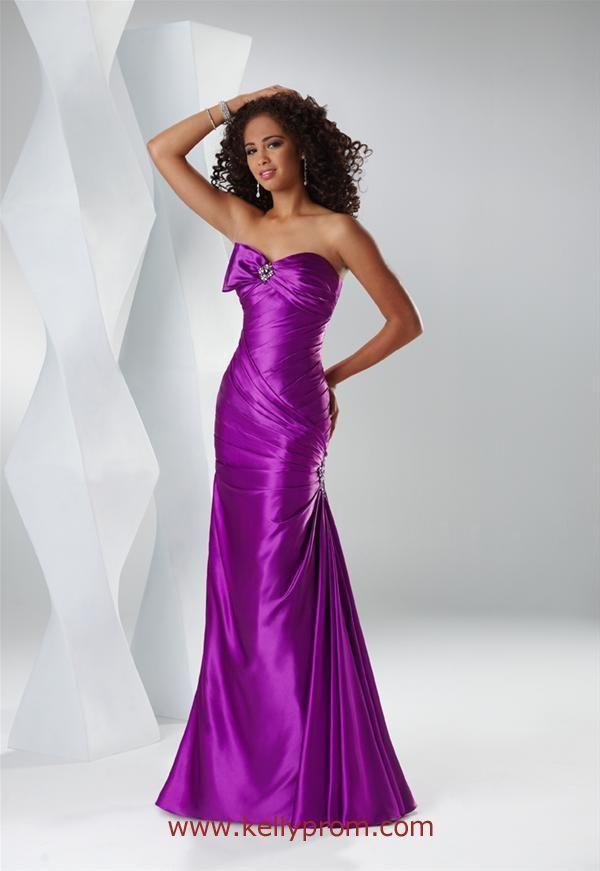 Flirt P2504 Strapless Prom Dress By Maggie Sottero | Flirt Prom ...