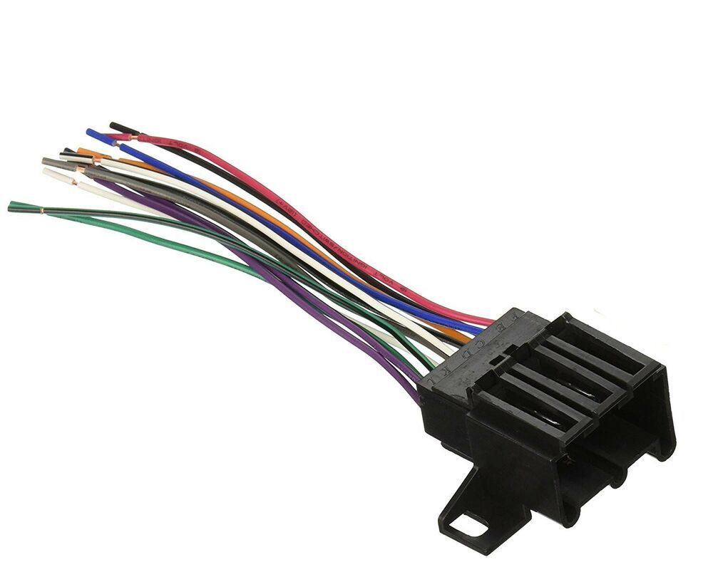 Scosche Gm01b Factory Wiring Harness 1978 87 General Motors Brand New Scosche Consumer Electronics Car Audio Video Installation