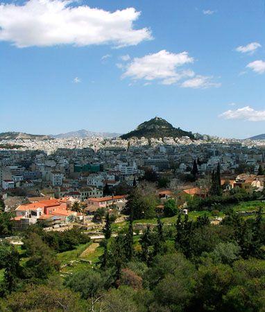 Λυκαβηττός | Μνημεία & Αξιοθέατα | Πολιτισμός | Ν. Αττικής | Περιοχές | WonderGreece.gr