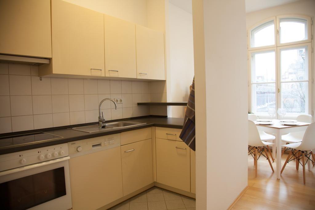 Der Farbton Dieser Küche Ist Sehr Schön. Außerdem Sehr Beliebt: Offene  Küchen! #