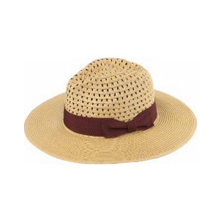 Free Shipping. Buy Sun Styles Sita Ladies Sun Hat - Dark Beige at ... 0ebd667a090